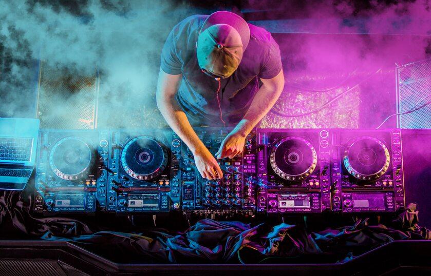 DJ, zdjęcie ilustracyjne
