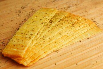Długie chipsy, zdjęcie ilustracyjne