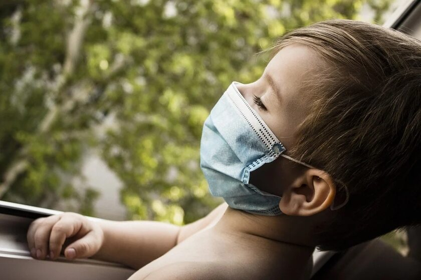 Do dotyczącej pandemii rozmowy z dzieckiem warto się przygotować