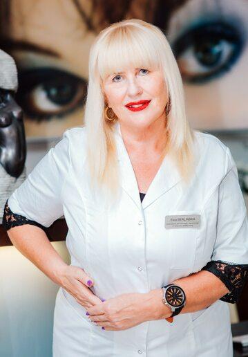 doktor Ewa Berlińska – specjalistka dermatolog i alergolog
