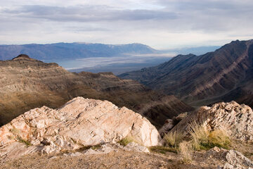 Dolina Śmierci w Kalifornii