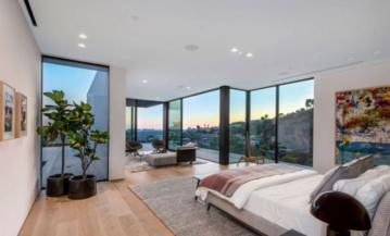 Dom Ariany Grande w Los Angeles