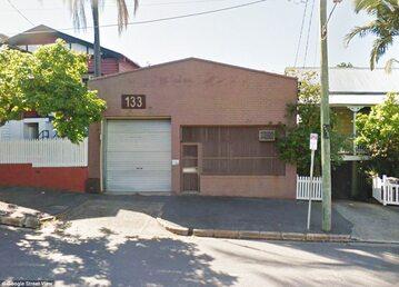 Dom-magazyn w Brisbane