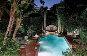 Dom w Hollywood Hills, Los Angeles