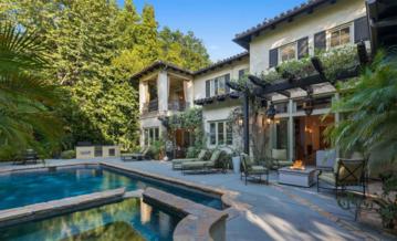 Dom w  Los Angeles, w którym mieszkała Britney Spears