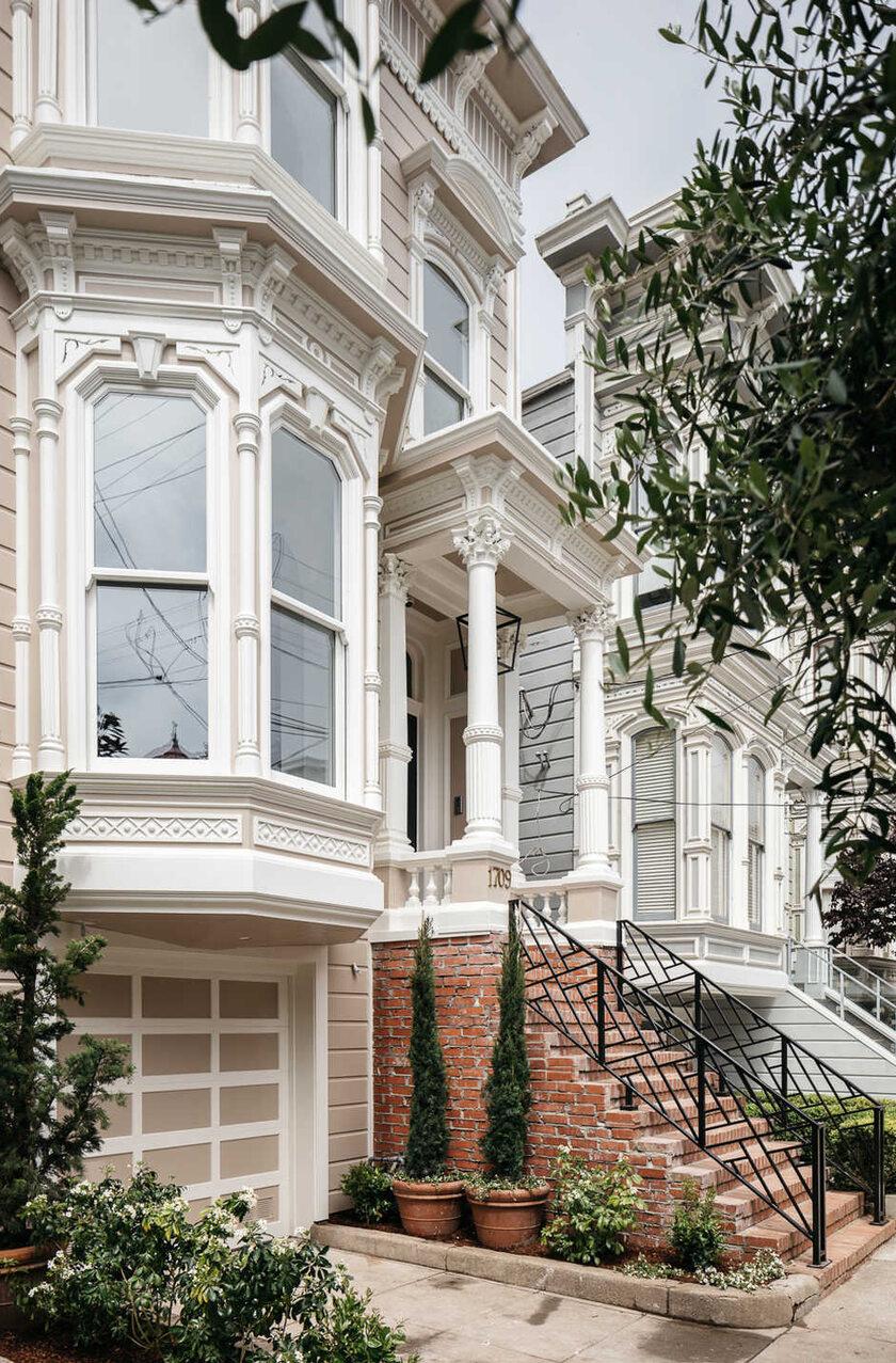 """Dom w San Francisco, w którym kręcono serial """"Pełna chata"""""""