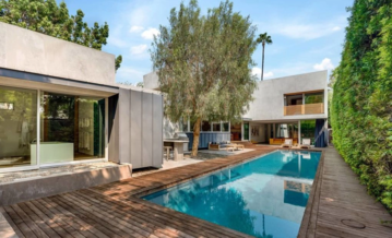 Dom w Tobey'ego Maguire'a w West Hollywood