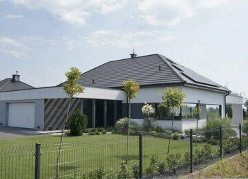 Dom zbudowany przez Domikon