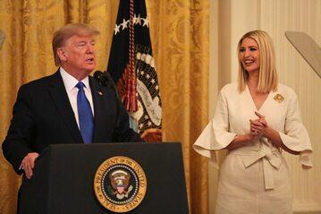 Donald Trump i Ivanka Trump