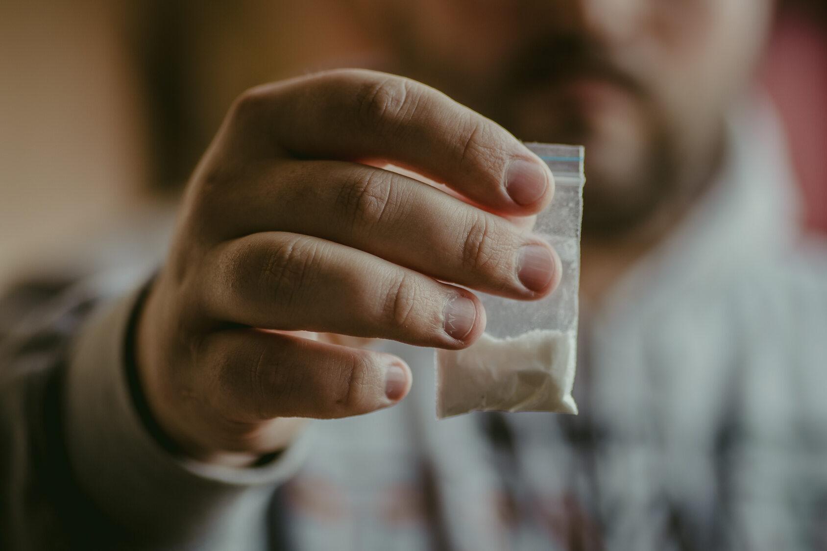 Dopalacze, narkotyki, zdj. ilustracyjne