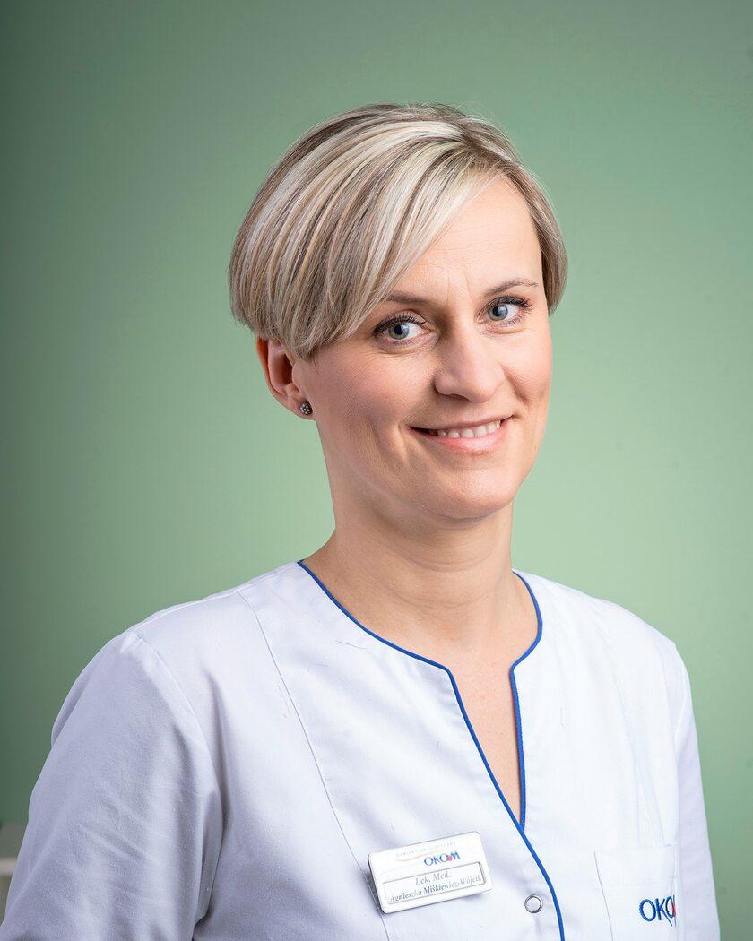 Dr Agnieszka Miśkiewicz-Wójcik