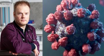 Dr Bartosz Fiałek wyjaśnia, jakie jest ryzyko zakażenia nowym wariantem DELTA.