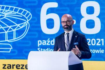dr Janusz Michałek, prezes Katowickiej Specjalnej Strefy Ekonomicznej S.A