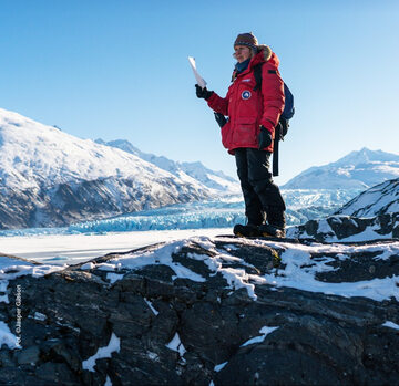 Dr Katey Walter Anthony, badaczka Arktyki