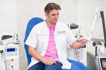 Dr Marcin Wilczyński, twórca Centrum Medycyny Estetycznej i Naczyniowej w Zielonej Górze
