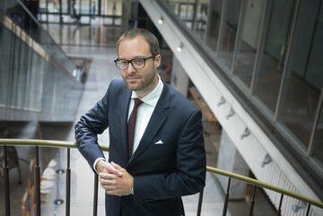 dr Marek Dietl, Prezes Zarządu Giełdy Papierów Wartościowych w Warszawie