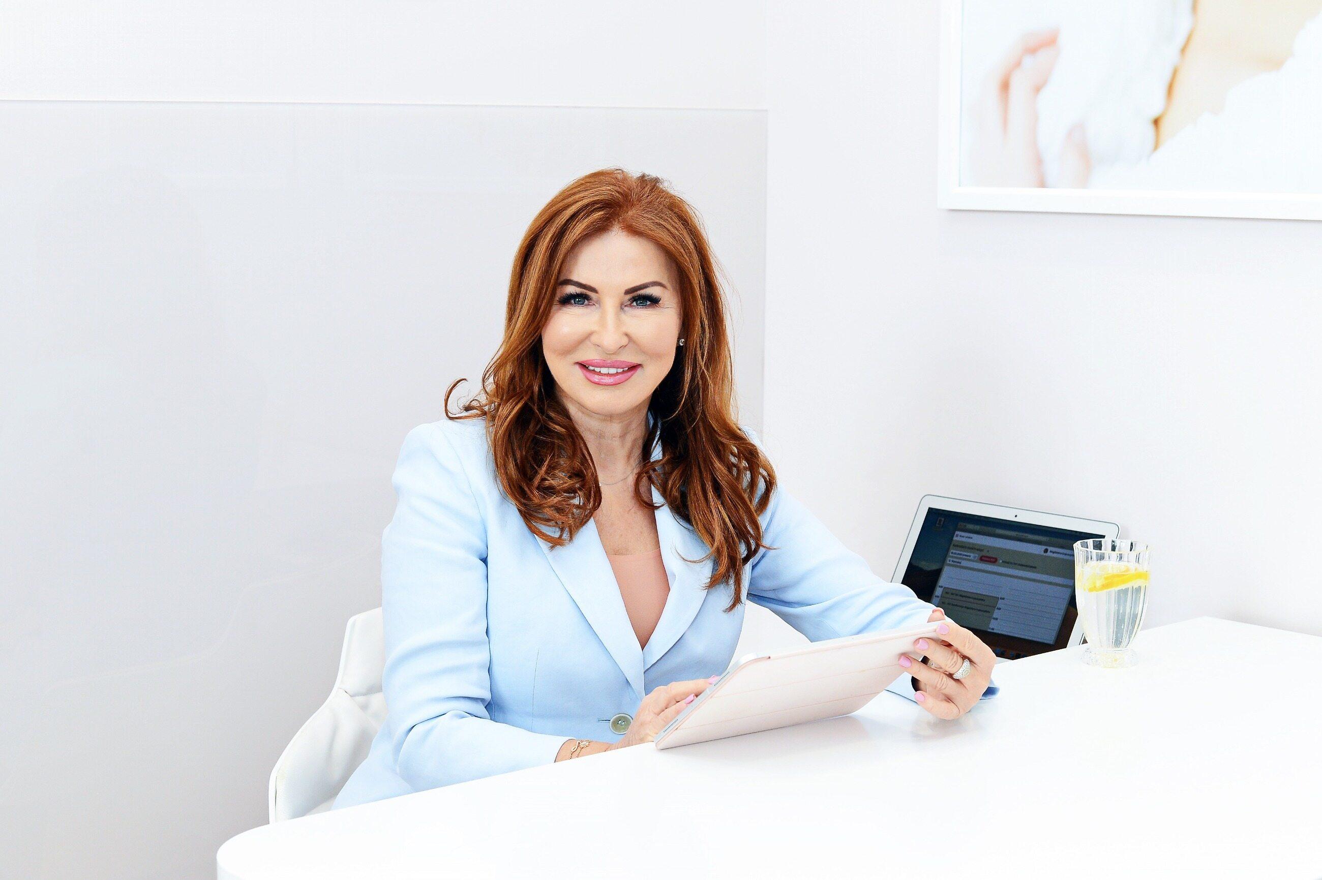 Dr n. med. Magdalena Łopuszyńska, dermatolog, lekarz medycyny estetycznej