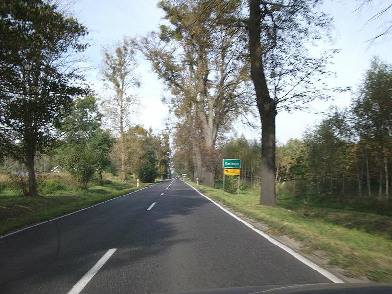 Droga krajowa nr 55 (zdj. ilustracyjne)