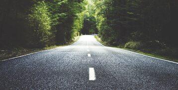Droga, zdjęcie ilustracyjne