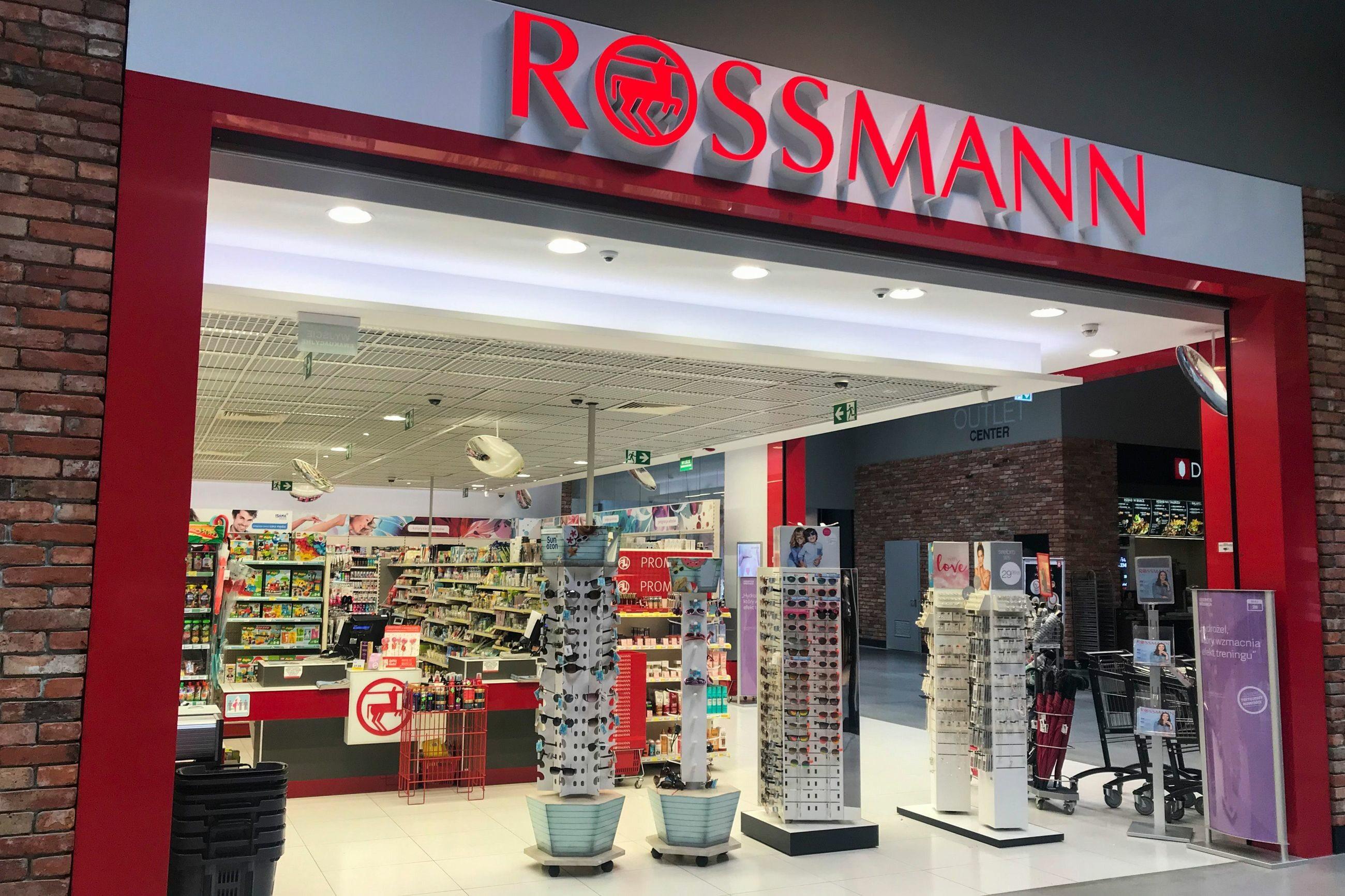 Drogeria Rossmann
