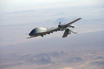 Dron Grey Eagle