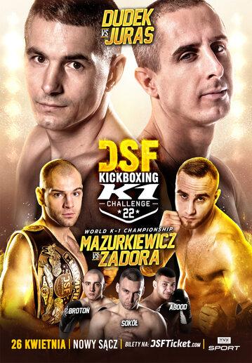 DSF Kickboxing Challange 22: Nowy Sącz