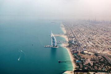 Dubaj, zdjęcie ilustracyjne