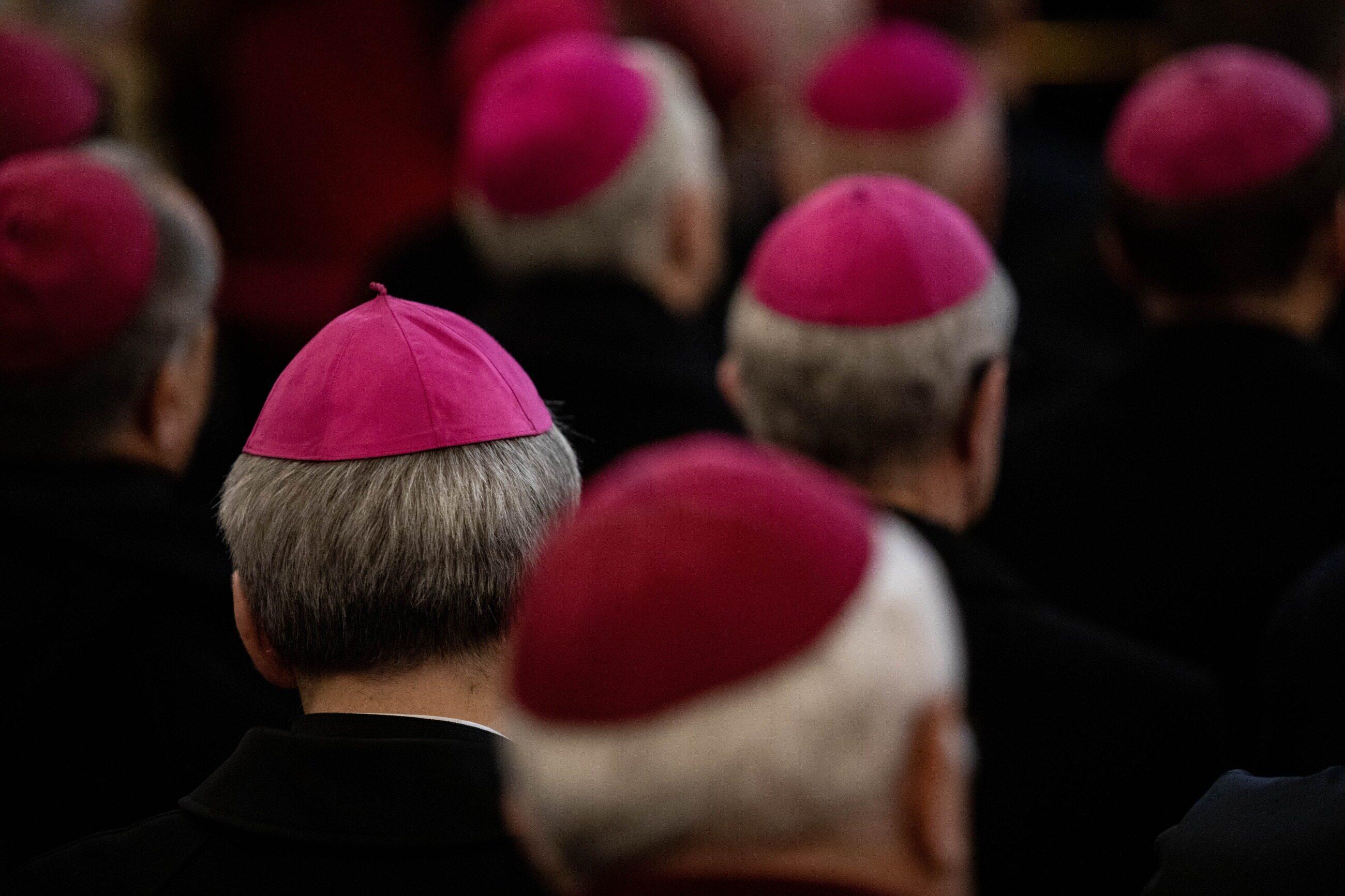 Duchowni, zdjęcie ilustracyjne