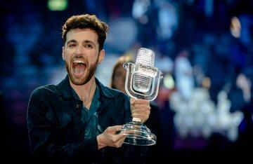 Duncan Laurence, zwycięzca Eurowizji w 2019 roku