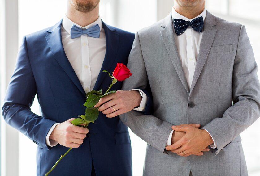 Dwóch mężczyzn