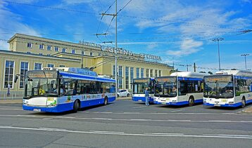 Dworzec PKP w Gdyni