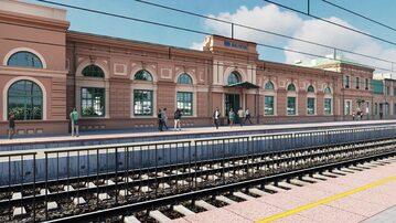 Dworzec w Białymstoku