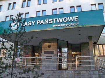 Dyrekcja Generalna Lasów Państwowych w Warszawie