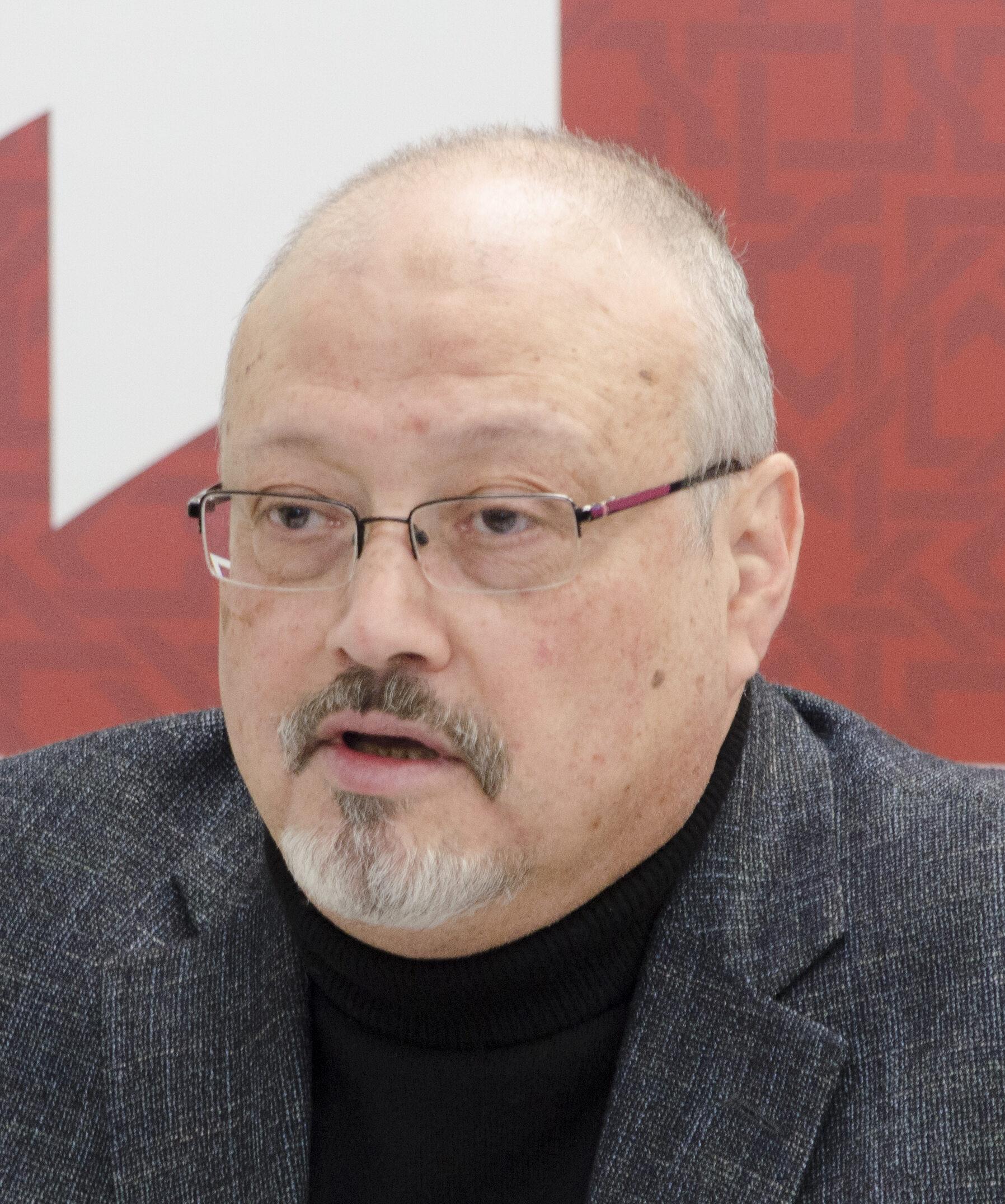 Dżamal Chaszodżdżi