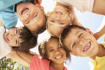 Dzieci, zdjęcie ilustracyjne