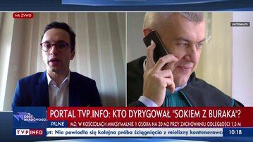 "Dziennikarz TVP Samuel Pereira opisał ""aferę"" Soku z buraka"