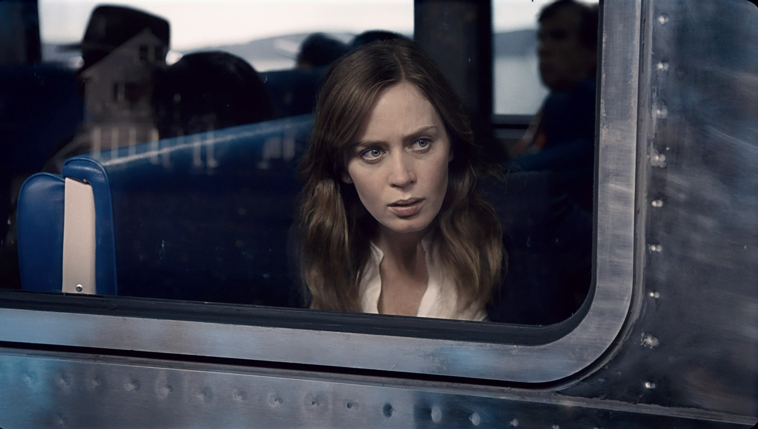 Dziewczyna z pociągu / The Girl on the Train (2016)