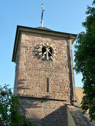 Dzwonnica kościoła św. Jakuba  w Herxheim am Berg