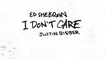 "Ed Sheeran i Justin Bieber ""I Don't Care"""