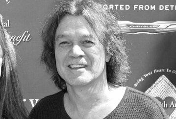 Eddie van Halen, zdj. z 2013 roku