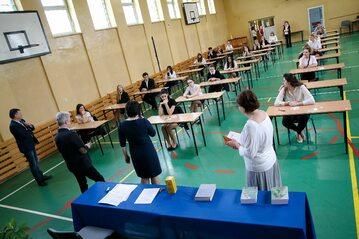 Egzamin maturalny z 2018 roku