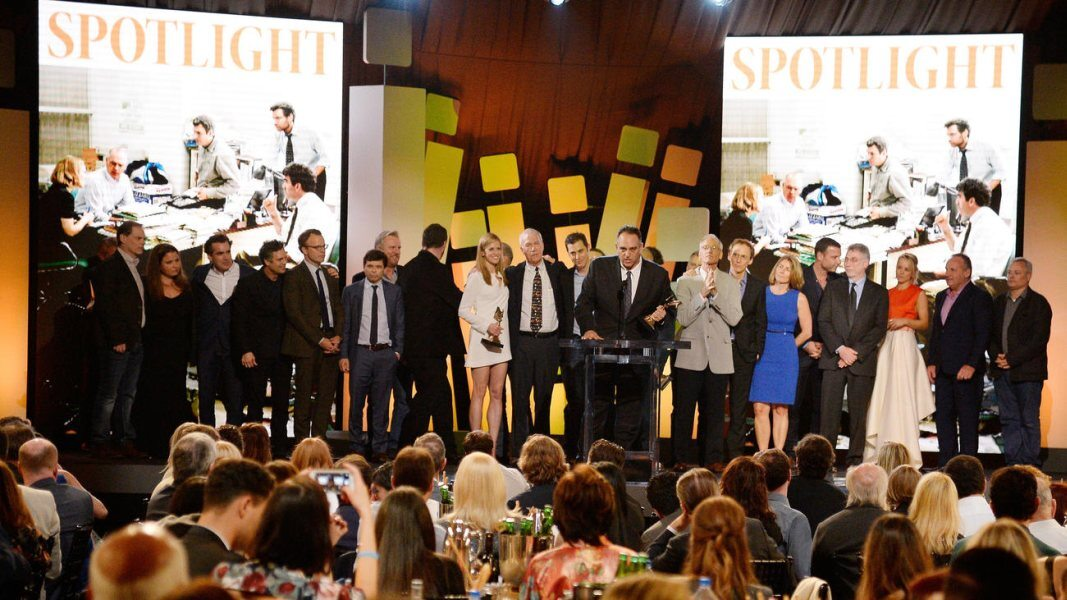 "Ekipa ""Spotlight"" na gali Independent Spirit Awards"