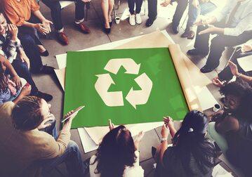 Ekologia, recykling, zdj. ilustracyjne