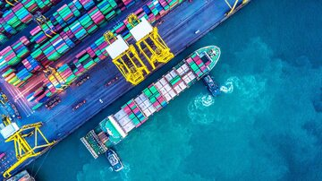 Eksport, zdjęcie ilustracyjne