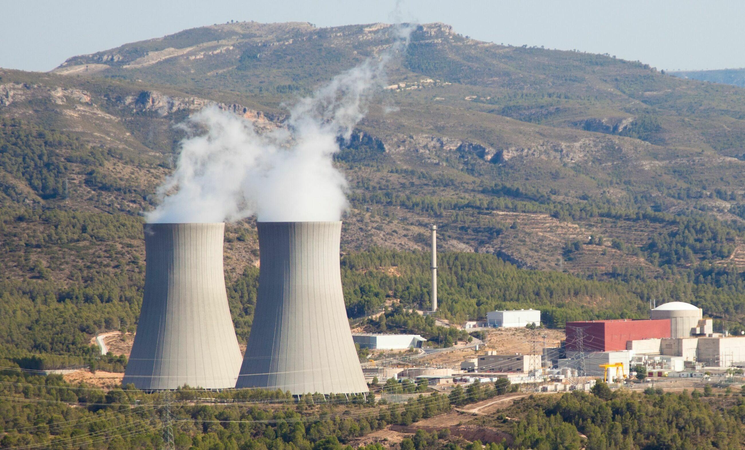 Elektrownia jądrowa, zdj. ilustracyjne