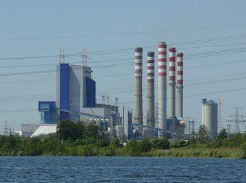 Elektrownia Pątnów (ZE PAK) w Koninie
