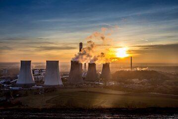 Elektrownia, zdj. ilustracyjne