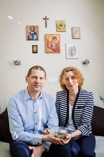 Elżbieta i Mirosław Wrotkowie od kilku lat uczą jak uporządkować dodatkowe finanse