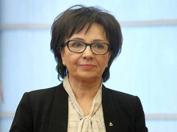 Elżbieta Witek, minister-członek Rady Ministrów i szef gabinetu politycznego premiera