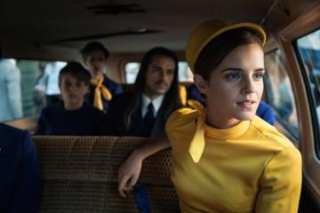 "Emma Watson w filmie ""Colonia"" (2015)"